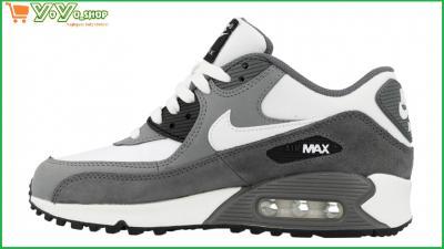 Nike Air Max 1 Essential 537383 010 Dark Grey – White