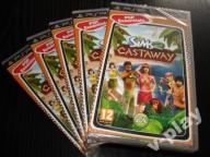 The Sims 2 : Castaway gra gry na PSP MEGaPROMOCJA
