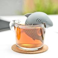 Zaparzacz do herbaty rekin SILIKONOWY WYSYŁKA: 24h