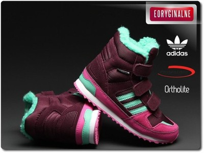Buty dziecięce Adidas Zx Winter M17951 r.24