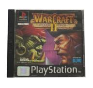 WARCRAFT II 2 DARK SAGA PS1 PlayStation 1 PSX