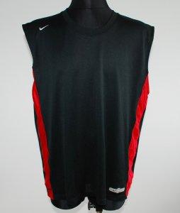 NIKE BATTLEGROUNDS koszulka basket skate czarna XL