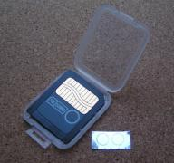 Karta pamięci SM Smart Media 32 Mb 3,3V + etui !!!