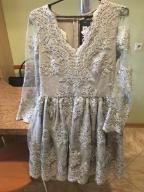 f39de574b4 sukienki z gipiury na wesele w Oficjalnym Archiwum Allegro - Strona ...