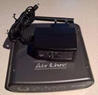 Router DSL Ovislink AirLive WL-1600GL Tomato