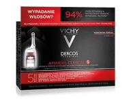 VICHY DERCOS Aminexil Clinical Panowie 21amp.NEW!