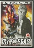 CITY OF FEAR - MIASTO STRACHU - GARY DANIELS - DVD