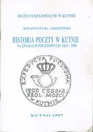 Historia poczty w Kutnie na znakach pocztowych 107