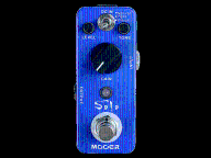 MOOER MDS-5 Solo Distortion Pedal