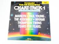 LP CHART TREK 1 28 ENTERPRISING TRACKS _____!