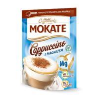 Kawa Cappuccino MOKATE 110g - z Magnezem