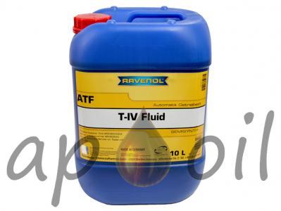 RAVENOL T-IV Fluid 10L TOYOTA JWS 3309 08886-81016