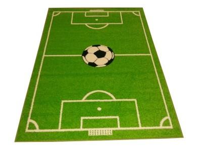 Dywan boisko FUNKY 80x120 HOP piłka zielony fifa