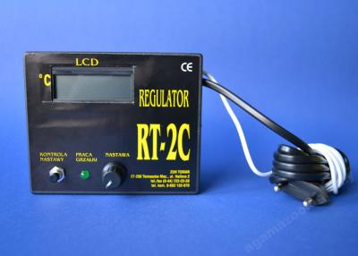 RT-2C termoregulator, termostat, inkubator