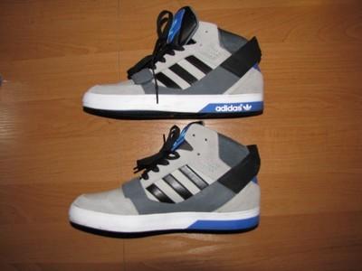 Buty m?skie Adidas Hard Court Q22069 SZARE EUR 44