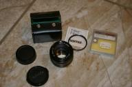 Yashica Lens ML 50mm 1:1.7 Made in Japan Y/C C/Y