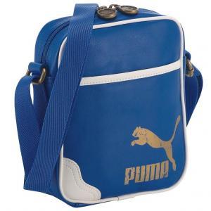 c2a40f7f8ecd5 Torebka Listonoszka Puma Vicoria - niebieska - 5188829047 ...