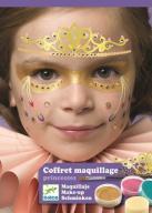 Zestaw do malowania twarzy Djeco Księżniczka