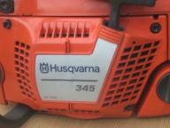 Piła spalinowa Husqvarna 345