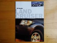 Prospekt Toyota Land Cruiser J90 '97