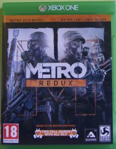 Metro Redux PL Xbox One - Rybnik