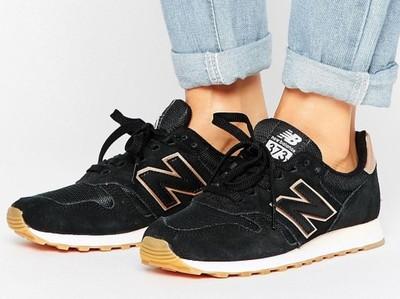 new balance 373 czarne