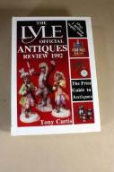 PCHLI TARG -THE LYLE OFFICIAL ANTIQUES REVIEW 1992