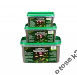 Biologiczne podłoże do akwa roślinnego  NutriPlant