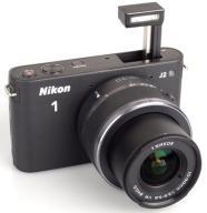 Nikon 1 J2 10Mpx 3' FHD 6,5K 10-30 AF STM VR 16GB