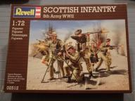 SCOTTISH INFANTRY 8th Army WWII - Revell 02512