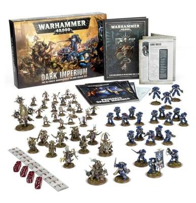 Dark Imperium Warhammer 40k 8 Ed 6871858841 Oficjalne Archiwum Allegro