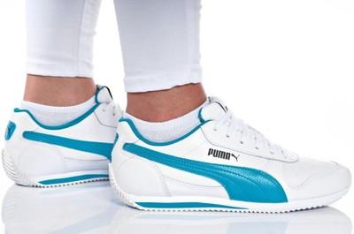 buty puma białe damskie
