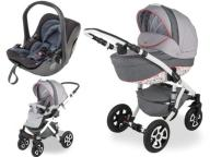 ADAMEX BARLETTA DREAM COLLECTION 3w1 + KIDDY EVO 2