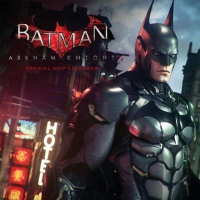 Batman Arkham Knight - kalendarz 2017