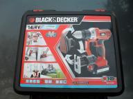 Black&Decker MFL143KB narzędzie wielofunkcyjne