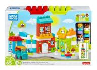 Mega Bloks Przygodowe miasteczko FFG36 MATTEL