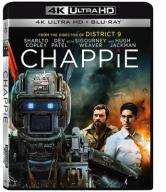 Chappie [4K Ultra HD Blu-ray] Hugh Jackman /PL/