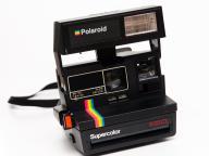 Polaroid 600 80s używany - GWARANCJA + GRATIS
