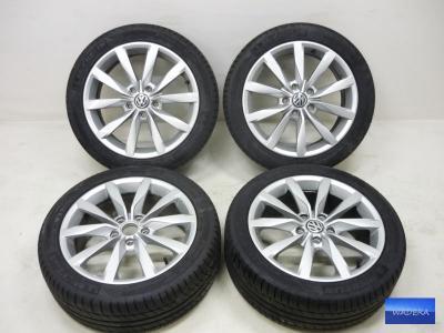 "Felgi aluminiowe 17"" VW GOLF V VI VII  oryg.!"