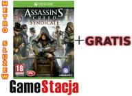 ASSASSIN'S CREED SYNDICATE XONE NOWA PL + GRATIS!