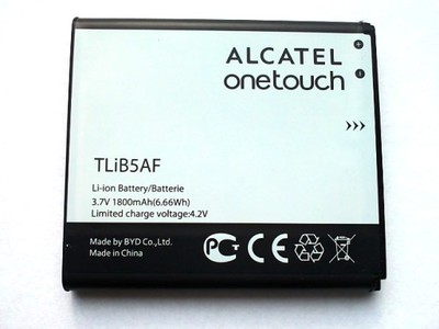 BATERIA ALCATEL TLiB5AF ONE TOUCH OT-5035 997D 997