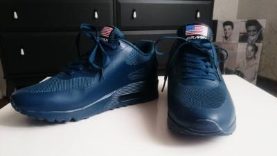 Air Max 90 Hyperfuse Independence Day USA Kanye