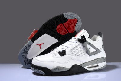 Biało szare Nike Jordan 3738