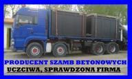 SZAMBO SZAMBA BETONOWE ZBIORNIK Katowice i okolice
