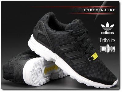 Buty damskie Adidas ZX Flux M21294 Czarne, NOWO??