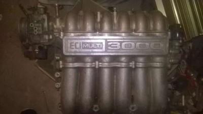 Mitsubishi 3000 GT przepustnica+kolektor ssacy