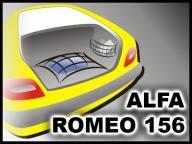 SIATKA DO BAGAŻNIKA ALFA ROMEO 156 KOMBI SW 97-07