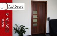 Drzwi łamane-składane Edyta4 WYPRZEDAŻ NAJTANIEJ!
