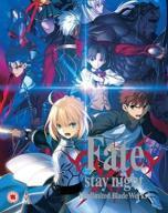 Fate Stay Night Unlimited Bladeworks Pt1 Blu Ray C