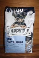 Happy Dog Mini Baby & Junior 4 kg PROMOCJA